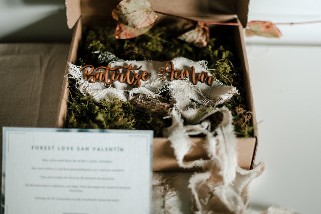 Forest Love - San Valentin - Propuesta 1